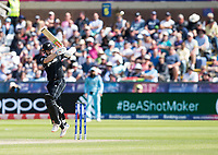 Cricket - 2019 ICC Cricket World Cup - Group Stage: England vs. NZ<br /> <br /> Kane Williamson in action for New Zealand, at the Riverside, Chester-le-Street, Durham.<br /> <br /> COLORSPORT/BRUCE WHITE