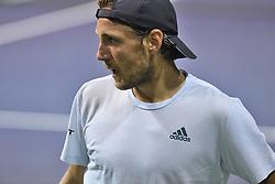 March 10, 2019 - Palm Desert, California, Usa - Tennis : BNP Paribas Open 2019 - Lucas Pouille - France (Credit Image: © Panoramic via ZUMA Press)