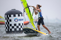 The Allianz Regatta is the first event of the 2021 Hempel World Cup Series. Hosted in Medemblik, The Netherlands, 350 sailors will race across eight Olympic classes across two weeks of competition. 5 June, 2021 © Sander van der Borch / Allianz Regatta