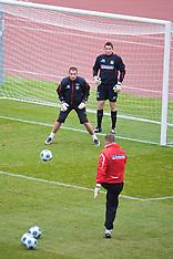 2009-10-12 Wales training Hensinki