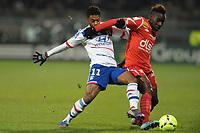Michel Bastos  (lyon) vs Massadio Haidara (nancy)