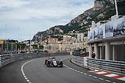 May 20-24, 2015: Monaco Grand Prix - Nico Hulkenberg (GER), Force India-Mercedes