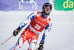 Krystof Kryzl (CZE) in 1st Run during Men Giant Slalom race of FIS Alpine Ski World Cup 55th Vitranc Cup 2015, on March 4, 2016 in Kranjska Gora, Slovenia. Photo by Ziga Zupan / Sportida