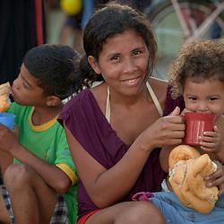 Venezuelan refugees, Brazil