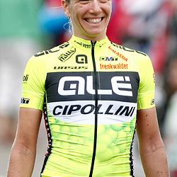 Boels Rental Ladiestour 2013 Stage 6 Bunde - Berg en Terblijt Tatiana Guderzo