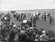 0/06/1962 <br /> 06/30/1962<br /> 30 June 1962<br /> Irish Sweeps Derby at the Curragh Racecourse, Co. Kildare.