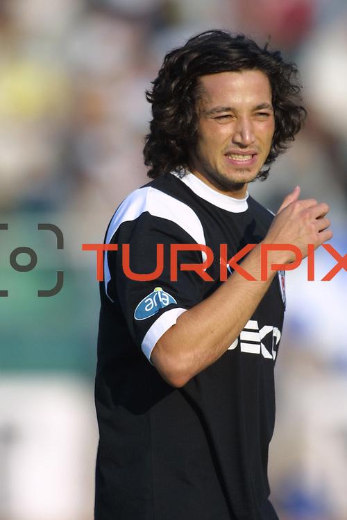 Turkish Soccer Super League match Bursaspor between Besiktas.<br /> Ilhan MANSIZ<br /> Photo by Aykut AKICI/TurkSporFoto