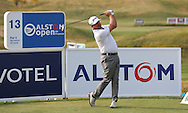 Graeme McDowell (NIR) plays from the 13th tee during Round One of the 2015 Alstom Open de France, played at Le Golf National, Saint-Quentin-En-Yvelines, Paris, France. /02/07/2015/. Picture: Golffile | David Lloyd<br /> <br /> All photos usage must carry mandatory copyright credit (© Golffile | David Lloyd)