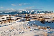 Bridger Mountains-Montana