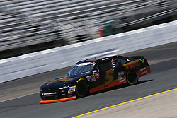 July 20, 2018 - Loudon, New Hampshire, United States of America - Michael Annett (5) takes to the track to practice for the Lakes Region 200 at New Hampshire Motor Speedway in Loudon, New Hampshire. (Credit Image: © Justin R. Noe Asp Inc/ASP via ZUMA Wire)