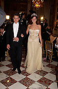 Anastasia Gorbachev and Anton Arzhakov, Crillon 2004 Debutante Ball. Crillon Hotel. Paris. 26 November 2004. ONE TIME USE ONLY - DO NOT ARCHIVE  © Copyright Photograph by Dafydd Jones 66 Stockwell Park Rd. London SW9 0DA Tel 020 7733 0108 www.dafjones.com