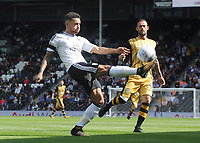 Football - 2017 / 2018 EFL Championship - Fulham vs. Sheffield Wednesday<br /> <br /> Ryan Fredericks of Fulham at Craven Cottage.<br /> <br /> COLORSPORT/ANDREW COWIE