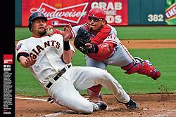 Aubrey Huff and Carlos Ruiz, Sports Illustrated, 2011