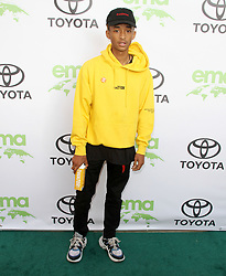 The 28th Annual Environmental Media Association Awards at The Montage Hotel in Beverly Hills, California on 5/22/18. 22 May 2018 Pictured: Jaden Smith. Photo credit: River / MEGA TheMegaAgency.com +1 888 505 6342