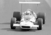 Tony Adamowicz in F5000 championship winning Eagle-Chevy at Donnybrooke 1969