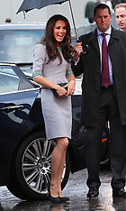 Duke and Duchess of Cambridge at African Cats premiere