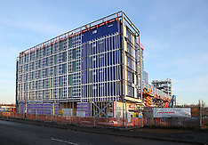 UK - Holiday Inn Express Hotel Made From Shipping Containers - 14 Dec 2016
