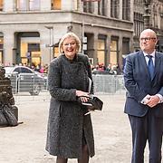 NLD/Amsterdam/20190115 - Koninklijke nieuwjaarsontvangst Nederlandse genodigden, Ankie Broekers-Knol