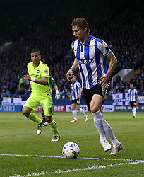 Glenn Loovens of Sheffield Wednesday - Mandatory by-line: Robbie Stephenson/JMP - 13/05/2016 - FOOTBALL - Hillsborough - Sheffield, England - Sheffield Wednesday v Brighton and Hove Albion - Sky Bet Championship Play-off Semi Final first leg