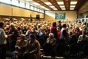 PRINSES MAXIMA AANWEZIG BIJ JUBILEUMBIJEENKOMST NBVP, VROUWEN VAN NU <br /> <br /> Hare Koninklijke Hoogheid Prinses Máxima der Nederlanden woonde vrijdagochtend 14 oktober in Arnhem de jubileumbijeenkomst bij van de NBvP, Vrouwen van Nu. In Congrescentrum Papendal vond een bijeenkomst plaats ter gelegenheid van het 75-jarig bestaan van de voormalige Nederlandse Bond van Plattelandsvrouwen.<br /> <br /> <br /> 14OCT, 2005 - Princess Máxima presently at jubilee NBvP, Women of now. <br /> Princess Máxima attends the jubilee meeting in arnhem of the NBvP, Women of now.