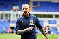 Peterborough United midfielder Marcus Maddison (21) before the EFL Sky Bet League 1 match between Peterborough United and Luton Town at London Road, Peterborough, England on 18 August 2018.