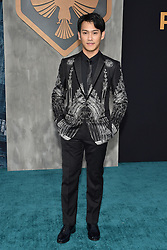 Wesley Wong attends the Pacific Rim Uprising global premiere at the TCL Chinese Theatre on March 21, 2018 in Los Angeles, CA, USA. Photo by Lionel Hahn/ABACAPRESS.COM