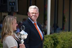 Haarman Wil (NED)<br /> KWPN Paardendagen - Ermelo 2012<br /> © Dirk Caremans
