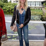 NLD/Amsterdam/20120822 - Perspresentatie SBS Sterren Springen, Liesbeth Kamerling