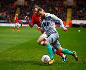 Soccer-Charlton vs Blackburn-Feb 15, 2020