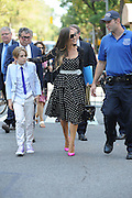 Sept. 7, 2014 - New York City, NY, United States - <br /> <br /> Joan Rivers Funeral<br /> <br /> Sarah Jessica Parker and James Wilke Broderick  attending the funeral of Joan Rivers at Temple Emanu-el  in New York City on September 7, 2014<br /> ©Exclusivepix