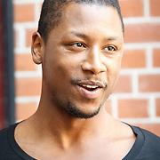 NLD/Amsterdam/20151026 - perspresentatie musical Amandla! Mandela , Romano Haynes