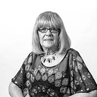 Helen Muggeridge, Army, QUARANC, Corporal,  1964-1968, Nurse.