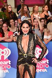June 18, 2017 - Toronto, Ontario, Canada - NIKKI BELLA  arrives at the 2017 iHeartRADIO MuchMusic Video Awards at MuchMusic HQ on June 18, 2017 in Toronto (Credit Image: © Igor Vidyashev via ZUMA Wire)