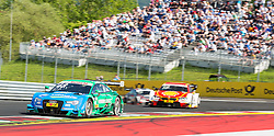 22.05.2016, Red Bull Ring, Spielberg, AUT, DTM Red Bull Ring, Rennen, im Bild Edoardo Mortara (ITA, Audi RS 5 DTM) // during the DTM Championships 2016 at the Red Bull Ring in Spielberg, Austria, 2016/05/22, EXPA Pictures © 2016, PhotoCredit: EXPA/ Dominik Angerer