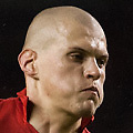 Football - 2012 / 2013 Premier League - Liverpool vs. Fulham<br /> Martin Skrtel of Liverpool at Anfield