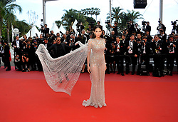"71st Cannes Film Festival 2018, Red carpet film film ""Sorry Angel"". 10 May 2018 Pictured: 71st Cannes Film Festival 2018, Red carpet film film ""Sorry Angel""Araya A. Hargate. Photo credit: Pongo / MEGA TheMegaAgency.com +1 888 505 6342"