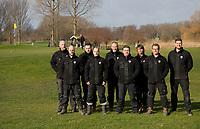 HALFWEG - Greenkeepers Amsterdamse Golfclub.    COPYRIGHT  KOEN SUYK