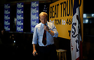 Democratic 2020 U.S. presidential candidate and billionaire activist Tom Steyer listens to a question at a town hall meeting in Ankeny, Iowa U.S. January 28, 2020.     REUTERS/Rick Wilking