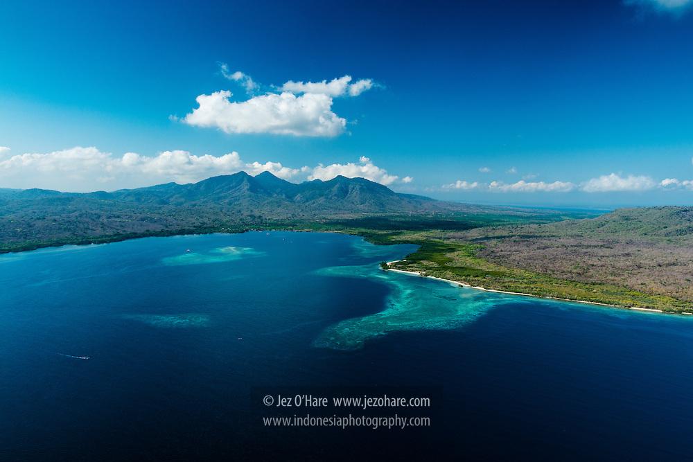 Bali Barat National Park, Buleleng, Indonesia
