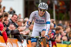 23-06-2013: Wielrennen: Nederlands Kampioenschap Profs: Kerkrade<br /> Tom Dumoulin<br /> Kerkrade, Limburg