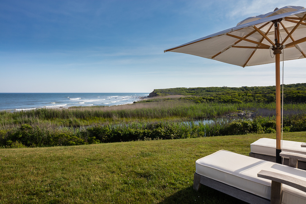 Eothen, the former Andy Warhol estate in Montauk. Re-designed by Thierry Despont.