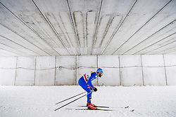 January 6, 2018 - Val Di Fiemme, ITALY - 180106 Mirco Bertolina of Italy competes in men's 15km mass start classic technique during Tour de Ski on January 6, 2018 in Val di Fiemme..Photo: Jon Olav Nesvold / BILDBYRN / kod JE / 160123 (Credit Image: © Jon Olav Nesvold/Bildbyran via ZUMA Wire)