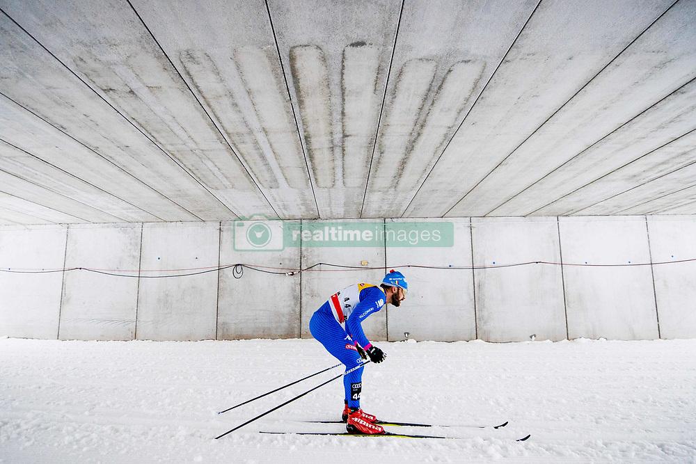 January 6, 2018 - Val Di Fiemme, ITALY - 180106 Mirco Bertolina of Italy competes in men's 15km mass start classic technique during Tour de Ski on January 6, 2018 in Val di Fiemme..Photo: Jon Olav Nesvold / BILDBYRN / kod JE / 160123 (Credit Image: © Jon Olav Nesvold/Bildbyran via ZUMA Wire)