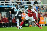 Newcastle United v Arsenal 150918