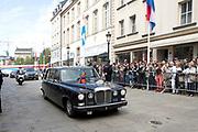 Staatsbezoek aan Luxemburg dag 1 / State visit to Luxembourg day 1