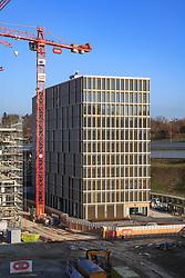 AS. Architecture-Studio • Pergamin II, Green City Offices, Zurich, Switzerland