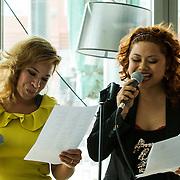 NLD/Alphen aan de Rijn/20140402 - Just Once Again , Linda Wagemakers en  Nurlaila Karim