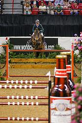 Michaels Beerbaum Meredith, GER, Shutterfly<br /> World Cup Final Jumping - Las Vegas 2005<br /> © Hippo Foto - Dirk Caremans