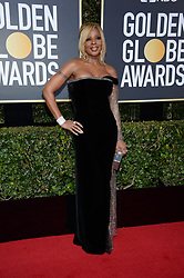 Mary J. Blige attending the 75th Annual Golden Globes Awards held at the Beverly Hilton in Beverly Hills, in Los Angeles, CA, USA on January 7, 2018. Photo by Lionel Hahn/ABACAPRESS.COM