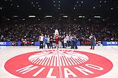 OLIMPIA MILANO mini-basket
